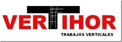logotipo de TRABAJOS EN VERTICAL Y HORIZONTAL SOCIEDAD LIMITADA.
